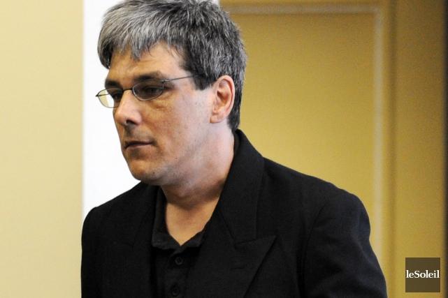 Alain Perreault en 2010... (Photothèque Le Soleil, Erick Labbé)