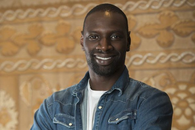 Omar Sy, star «Frenchie» à la carrière américaine... (PHOTO ARCHIVES AFP)