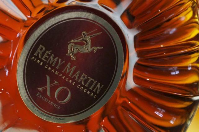La maison de cognac Rémy Martin va lancer sur le marché chinois la première... (PHOTO ARCHIVES REUTERS)