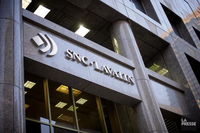 La firme de génie SNC-Lavalin a annoncé, mardi, l'entrée en fonction de Sylvain... (PHOTO ARCHIVES LA PRESSE)