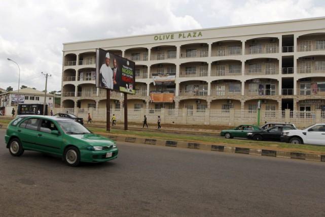 Depuis la prise de fonction du nouveau président... (Photo Afolabi Sotunde, archives Reuters)
