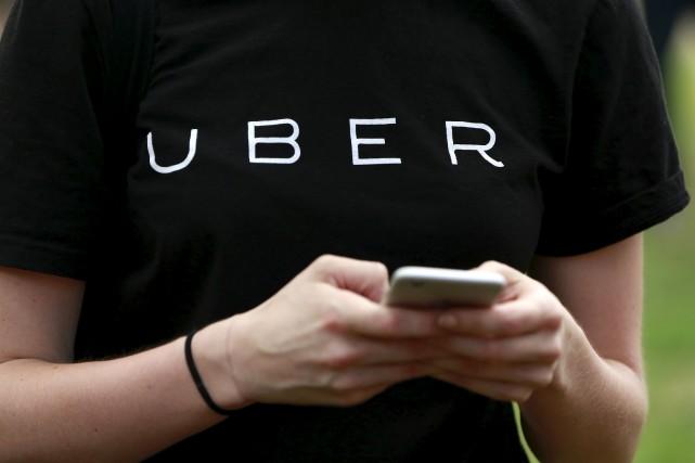 Depuis le lancement du service UberX à Montréal,... (PHOTO SHANNON STAPLETON, ARCHIVES REUTERS)