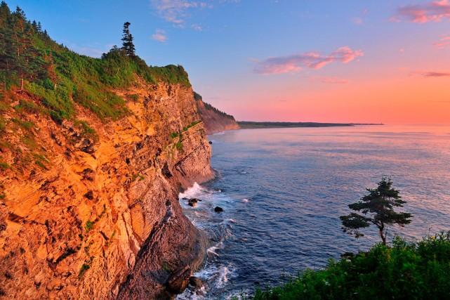 En Gaspésie, l'industrie du tourisme avait plaidé pour... (Photo Shutterstock, Xin Qiu)