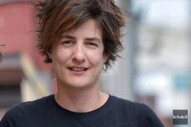 La directrice générale du Squat Basse-Ville,Véronique Girard... (Photothèque Le Soleil)
