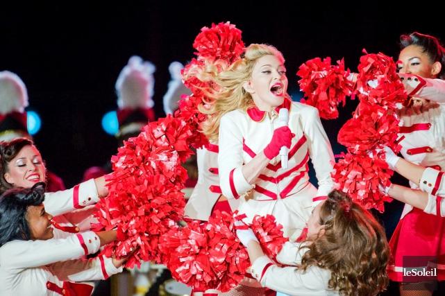 Avec les mégaspectacles de Madonna et de Roger... (Photothèque Le Soleil)