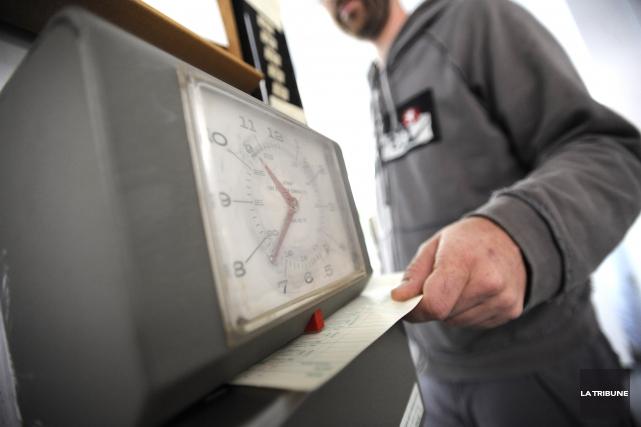 Sherbrooke peut s'attendre à une croissance économique plus rapide cette année... (Archives La Tribune)