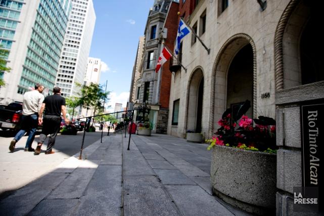 «Montréal, métropole UNESCO de design, ne peut se... (PHOTO MARCO CAMPANOZZI, LA PRESSE)