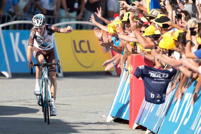 Romain Bardet... (Photo Peter Dejong, AP)