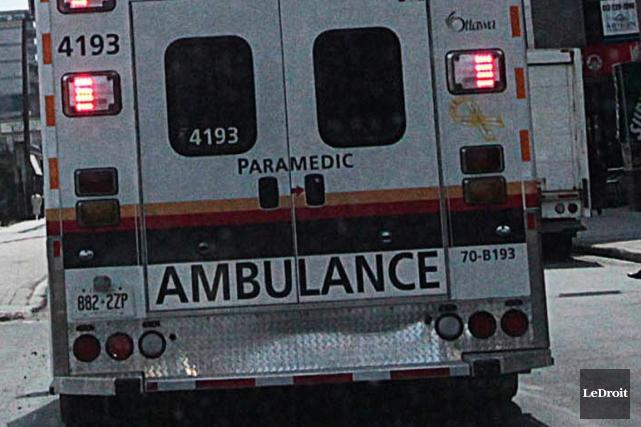 Un homme de 44 ans a subi de graves blessures, jeudi après-midi, après avoir... (Archives, LeDroit)