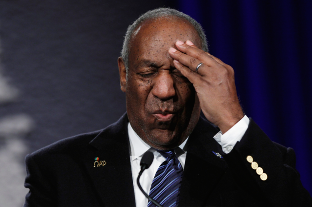 Bill Cosby... (Photo Lucas Jackson, archives Reuters)