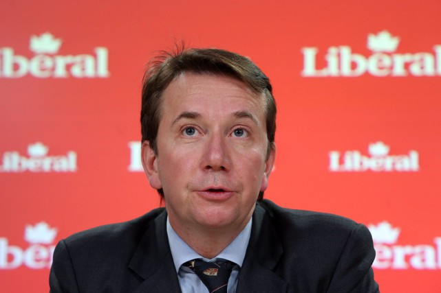 Le porte-parole libéral en matière de finances, Scott... (Photo Fred Chartrand, La Presse Canadienne)