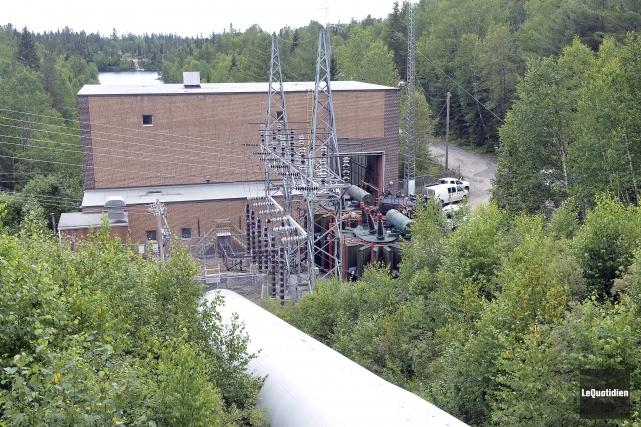La centrale Jim-Gray fait partie des barrages hydroélectriques... ((Archives Le Quotidien, Rocket Lavoie))
