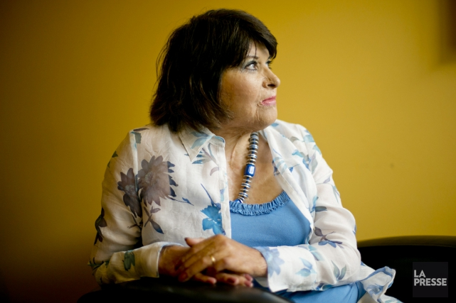 Montréalaise d'adoption, la Chilienne Carmen Quintana a été... (PHOTO DAVID BOILY, LA PRESSE)