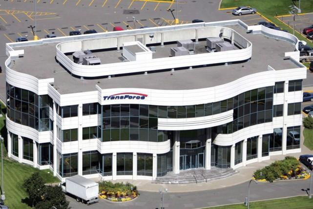 Le siège social deTransforce à Montréal... (PHOTO ARCHIVES PC)