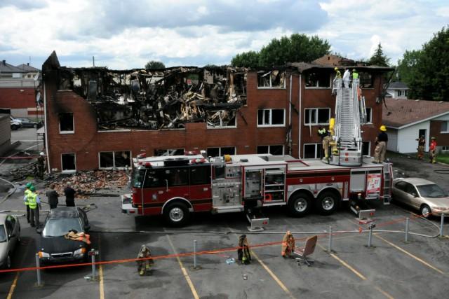 Au moins deux des trois cadavres extirpés des décombres de l'immeuble d'une...