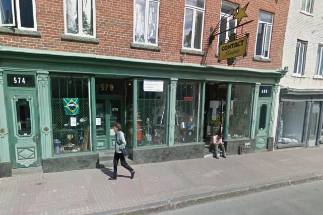 La décision de fermer a été difficile à... (Google Street View)
