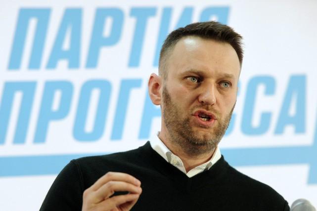 Alexei Navalny...