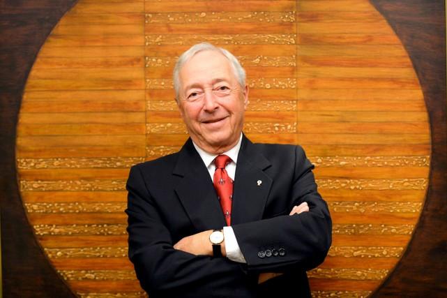 Michel Doyon, le nouveau lieutenant-gouverneur du Québec... (Le Soleil, Erick Labbé)