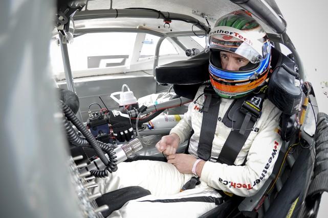 L'équipe du pilote Louis-Philippe Dumoulin s'inspirera des réglages... (Photo: Matthew Manor)