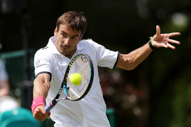 Tommy Robredo a déjà remporté le tournoi en 2006... (PHOTO PAUL CHILDS, ARCHIVES REUTERS)