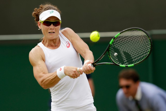 Samantha Stosur... (PHOTO HENRY BROWNE, ARCHIVES REUTERS)