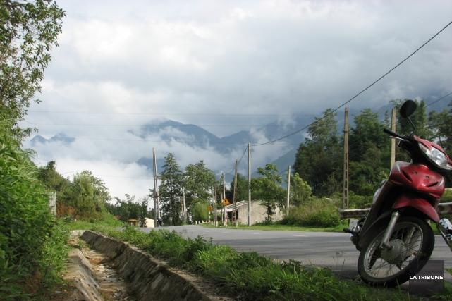 La région de Sapa, dans le nord du Viêtnam, est connue pour ses rizières... et... (PHOTO LA TRIBUNE, JONATHAN CUSTEAU)