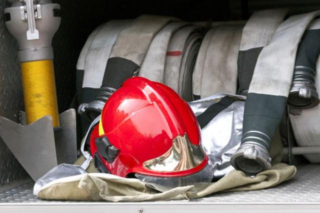 Un incendie dans une résidence de Saint-Hyacinthe, en Montérégie, a fait une... (PHOTO THINKSTOCK)