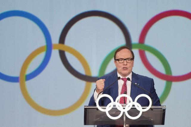 «Après l'énorme succès des Jeux panaméricains, le temps... (PHOTO ARCHIVES LA PRESSE CANADIENNE)