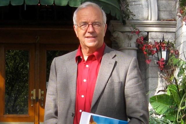 Robert Martel, candidat à l'élection partielle du 16...