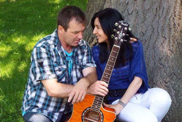 Serge Gagnon et sa conjointe Christine Desrochers offriront... (Photo fournie)