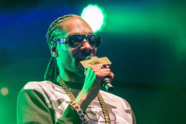 Snoop Dogga été interpellé par la police d'Uppsala... (PHOTO REUTERS/TT NEWS AGENCY)