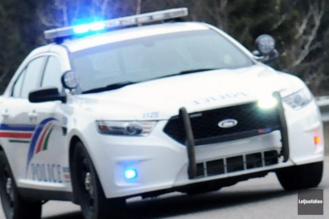 Un automobiliste a percuté un piéton durant la... ((Archives Le Quotidien))