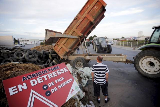 Au cours des dix derniers jours, des manifestations... (PHOTO STÉPHANE MAHÉ, ARCHIVES REUTERS)