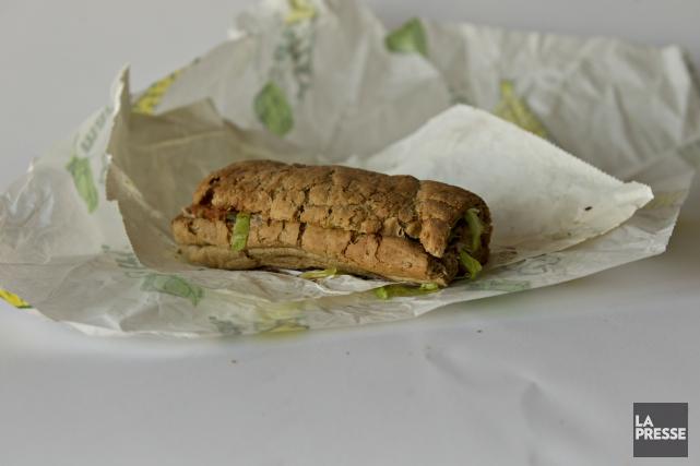 Victoriaville aura un quatrième restaurant Subway au cours des prochains mois.... (Archives La Presse)