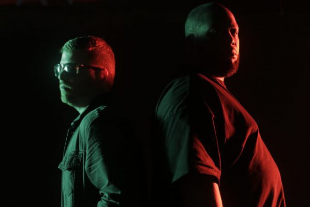 El-P et Killer Mike, de Run The Jewels.... (PHOTO FOURNIE PAR SONY MUSIC)