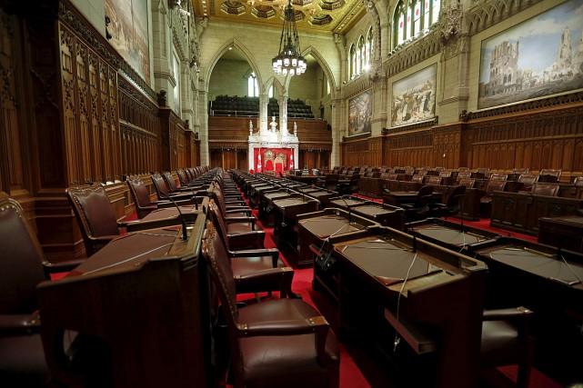 Le gouvernement Trudeau a annoncé début décembre la... (PHOTO CHRIS WATTIE, ARCHIVES REUTERS)