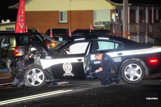L'accident a coûté la vie à trois personnes... (Archives Le Quotidien)