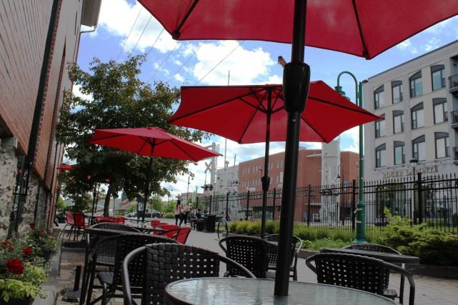 La relance du restaurant Pizzicato, au centre-ville de Sherbrooke, se confirme.... (Photo tirée de Facebook)