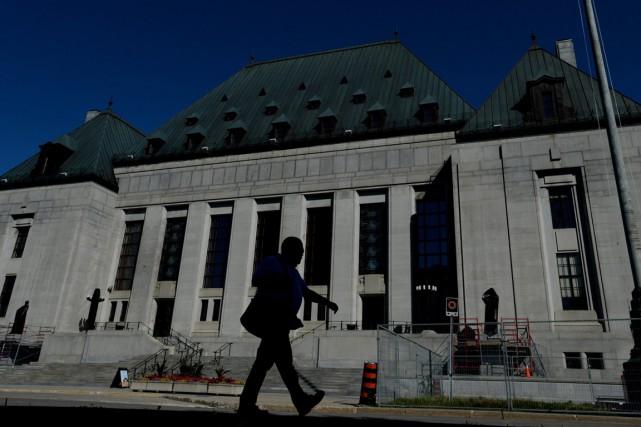 La Cour suprême du Canada, à Ottawa... (PHOTO SEAN KILPATRICK, ARCHIVES LA PRESSE CANADIENNE)