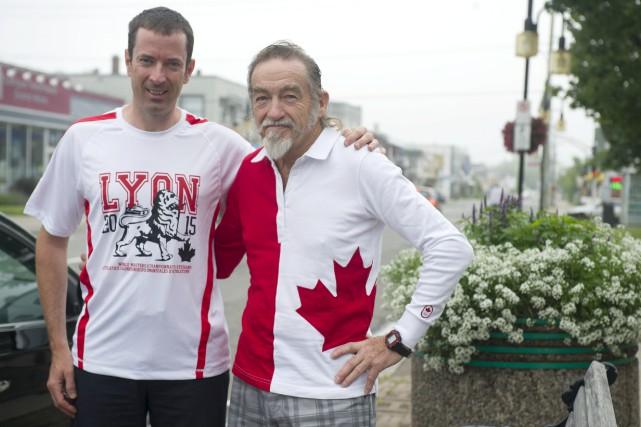 Patrice Doucet et Normand Gauthier partiront, cette fin... (Stéphane Lessard)