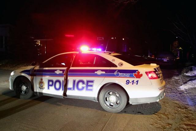 L'an dernier, les agents du Service de police... (Patrick Woodbury, Archives LeDroit)
