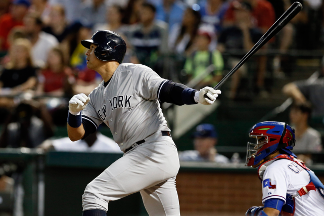 Alex Rodriguez... (Photo Tony Gutierrez, AP)