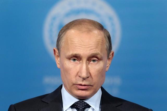 Rien n'est impossible. Même Vladimir Poutine, le président... (AP, IVAN SEKRETAREV)