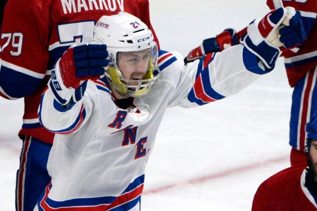 Derek Stepan... (Photo  Eric Bolte, USA Today)
