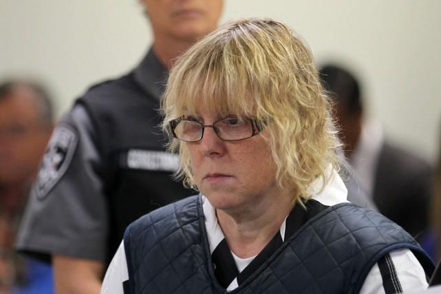 Joyce Mitchella été inculpée pour avoir aidé deux... (PHOTO G.N. MILLER, AP/NEW YORK POST)
