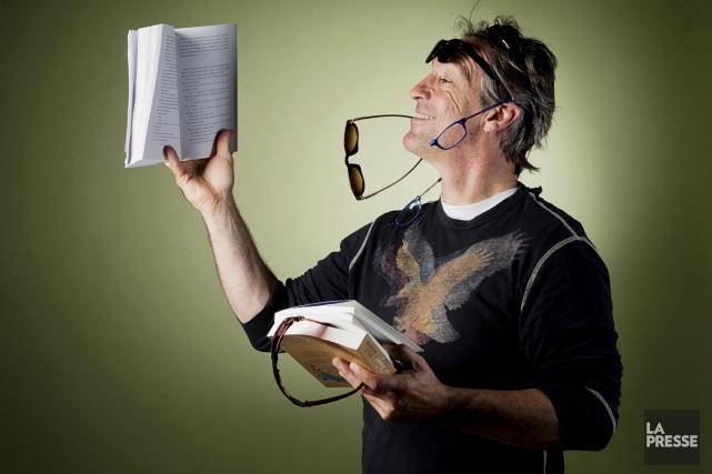 Chaque semaine, nous demandons à un artiste des suggestions de lecture pour... (PHOTO ALAIN ROBERGE, LA PRESSE)