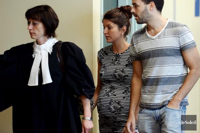 Reconnue coupable de délit de fuite mortel, Valérie... (Le Soleil, Erick Labbé)