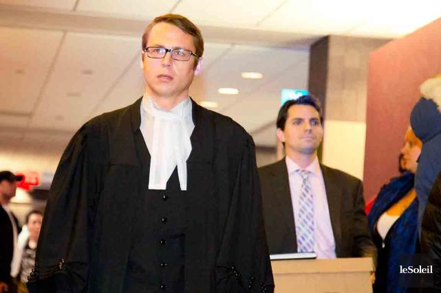 Le procureur aux poursuites criminelles et pénales Jean-Roch... (Photothèque Le Soleil)