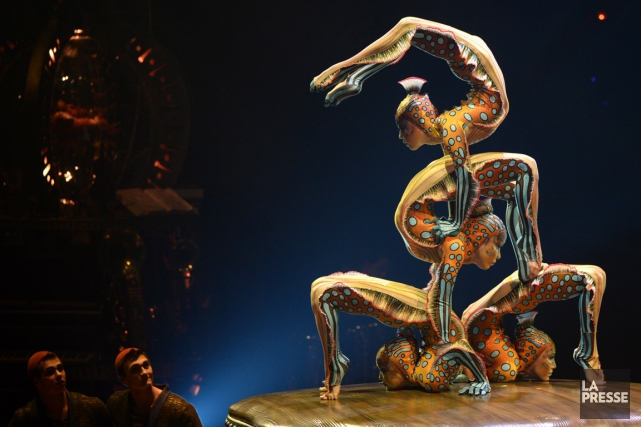 Le Cirque n'avait jamais envisagé de recycler d'anciens... (Photo archives La Presse)