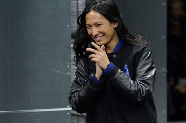 Alexander Wang, 31 ans, était arrivé chez Balenciaga... (Photo STAN HONDA, AFP)